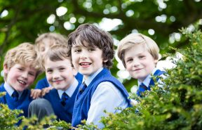 Aysgarth School Pupils