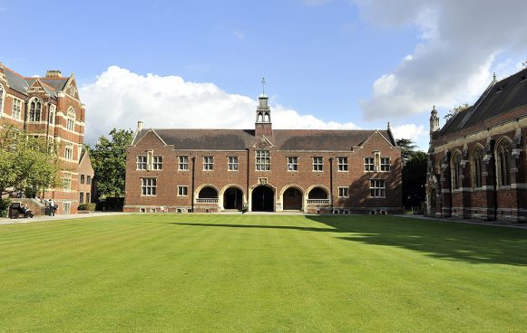 The Leys School and grounds
