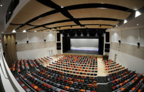 Ashville College's impressive theatre