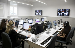 music and tech at Queen Anne's