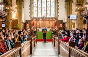 The Chapel at Rossall School