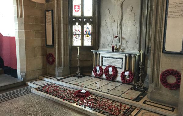 Stonyhurst memorial