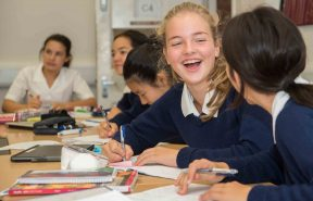 Complete Education provided at Benenden