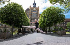 Brighton College Ballet Student