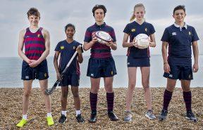 Sporting achievement at Brighton College
