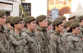 Pocklington School Cadets