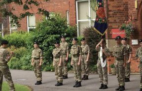 Read School Army Cadet force