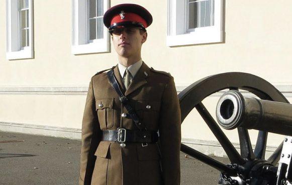 Read School Army Cadet